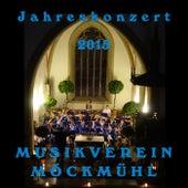 Jahreskonzert 2015 by Musikverein Möckmühl