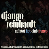 Django Reinhardt - Quintet Hot Club France by Django Reinhardt