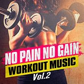 No Pain No Gain Workout Music, Vol. 2 by Ibiza Fitness Music Workout