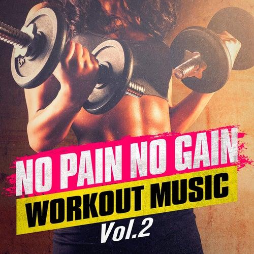No Pain No Gain Workout Music, Vol. 2 by Ibiza Fitness Music Workout