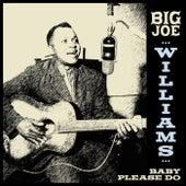 Big Joe Williams - Baby Please Do by Big Joe Williams