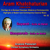 Aram Khatchaturian von Anatole Fistoulari