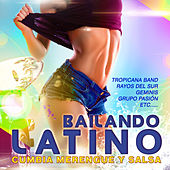 Bailando Latino. Cumbia Merengue y Salsa by Various Artists