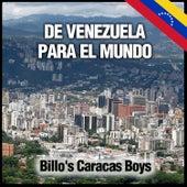 De Venezuela para el Mundo by Billo's Caracas Boys