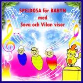 SPELDOSA för BABYN, med Sova och Vilan Visor by Tomas Blank