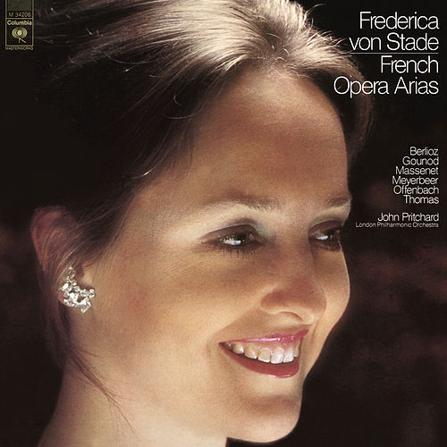 Frederica von Stade Sings French Opera Arias by London Philharmonic Orchestra