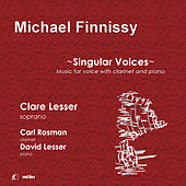 Finnissy: Singular Voices by Clare Lesser