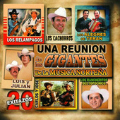 Una Reunion De Los Gigantes De La Musica Nortena by Various Artists