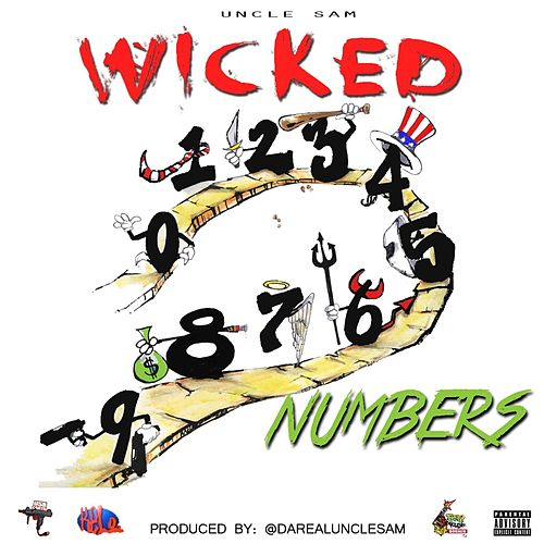 Wicked Numbers by Uncle Sam (R&B)