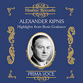 Alexander Kipnis: Highlights from Boris Godunov by Various Artists