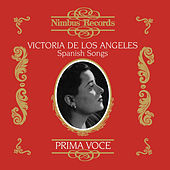 Victoria De Los Angeles in Spanish Songs by Various Artists