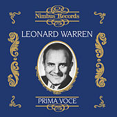 Leonard Warren (Recorded 1947 - 1955) by Various Artists
