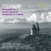 Moeran: Rhapsody No. 2, Violin Concerto, Rhapsody in F-Sharp by Various Artists