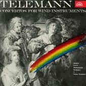 Telemann: Concertos for Wind Instrumentals by František Xaver Thuri
