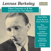 Berkeley: Piano Concertos by Various Artists