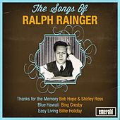 The Songs of Ralph Rainger by Various Artists