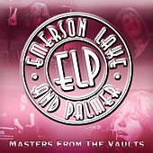Masters From The Vaults by Emerson, Lake & Palmer