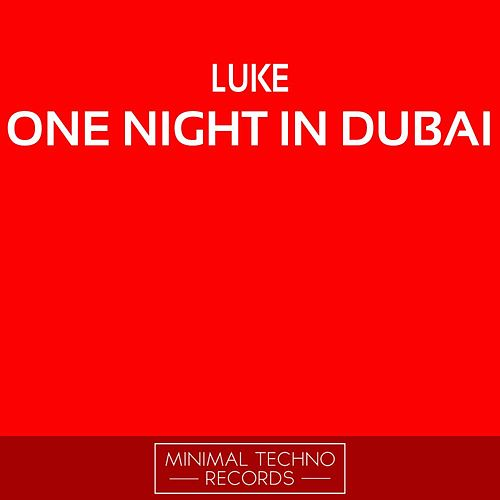 One Night In Dubai by Luke