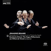 Brahms: Serenade No. 1 & Variations on a Theme by Haydn by Jan Willem de Vriend