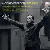 Antonio Pedrotti in Prague von Czech Philharmonic Orchestra