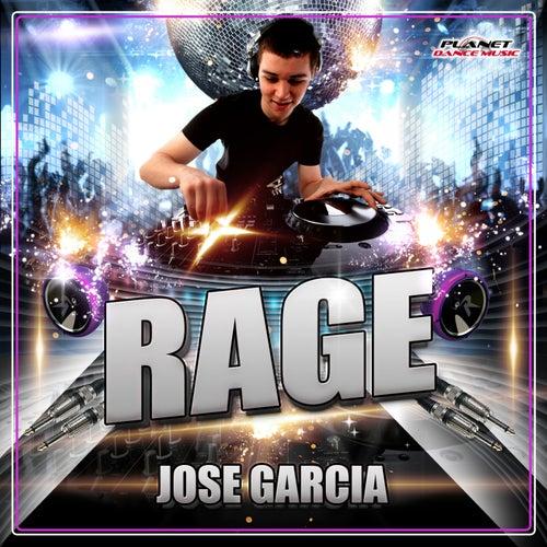 Rage by Jose Garcia
