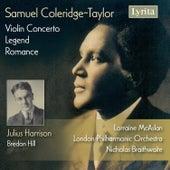 Coleridge-Taylor: Violin Concerto - Harrison: Bredon Hill by Lorraine McAslan