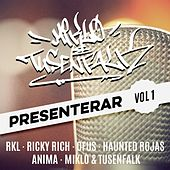 Miklo & Tusenfalk Presenterar, Vol. 1 by Various Artists