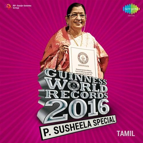 P. Susheela Special (Tamil) - Guinness World Records 2016 by P. Susheela