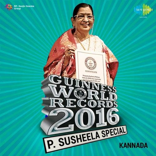 P. Susheela Special (Kannada) - Guinness World Records 2016 by P. Susheela