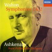 Walton: Symphonies Nos. 1 & 2 von Vladimir Ashkenazy