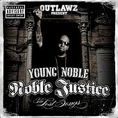 Noble Justice: The Lost Songs by Young Noble