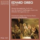 Grieg: Norwegian Dances and Melodies by Orchestre du Théâtre des Champs-Elysées