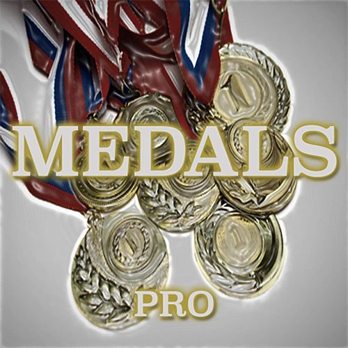 Medals by PRO