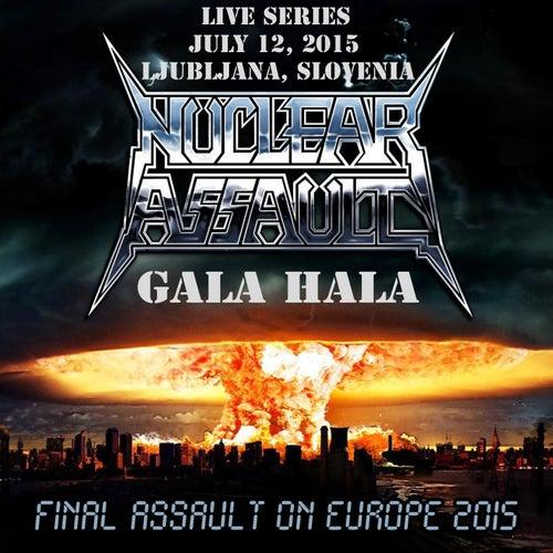 Live in Ljubljana, Slovenia by Nuclear Assault