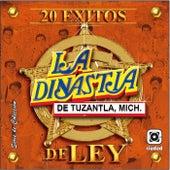 20 Exitos de Ley by La Dinastia De Tuzantla Mich