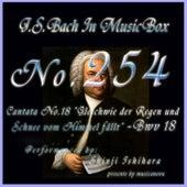 Cantata No. 18, 'Gleichwie der Regen und Schnee vom Himmel fallt' - BWV 18 by Shinji Ishihara