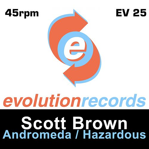 Andromeda - Single by Scott Brown