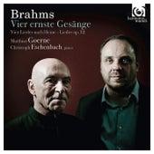 Brahms: Vier ernste Gesänge by Matthias Goerne and Christoph Eschenbach