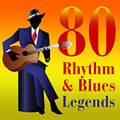 80 Legends Of Rhythm & Blues by Various Artists