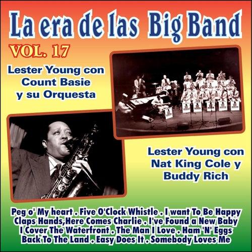 Gigantes de las Big Band Vol. Xvii by Lester Young