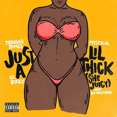 Just A Lil' Thick (She Juicy) by Trinidad James