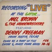 Under Yonder: Mel Brown Live at Pop the Gator 1991 by Mel Brown