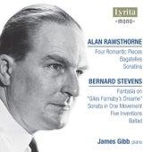 Rawsthorne & Stevens: Piano Music by James Gibb