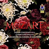 Mozart: Sinfonia concertante, K. 297b & Clarinet Concerto, K. 622 by Various Artists