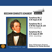Beecham Conducts Schubert by Sir Thomas Beecham