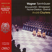 Wagner: Tannhäuser, WWV 70 by Various Artists