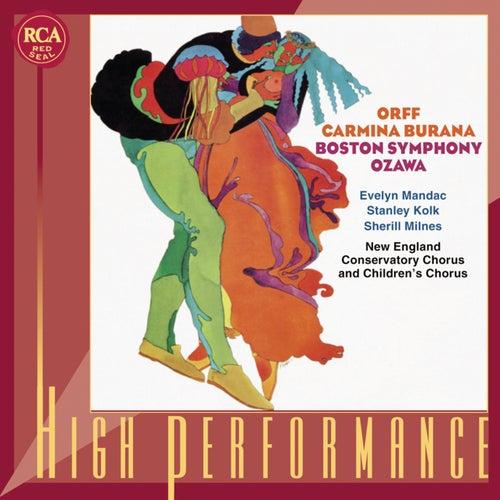 Carmina Burana (RCA Victor - Ozawa 69') by Carl Orff