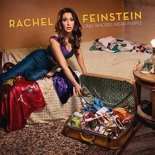 Only Whores Wear Purple by Rachel Feinstein