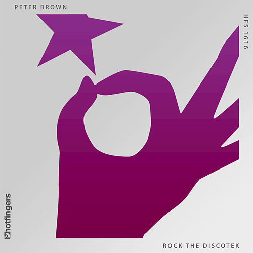 Rock the Discotek by Peter Brown