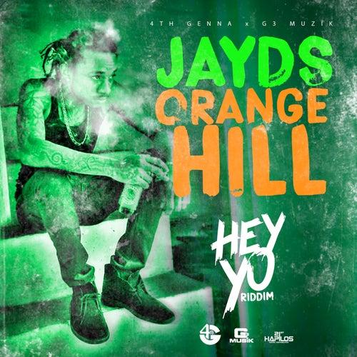 Orange Hill - Single by Jayds